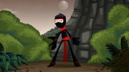 Escape From Detention Island / Bash Johnson: 11th Grade Ninja