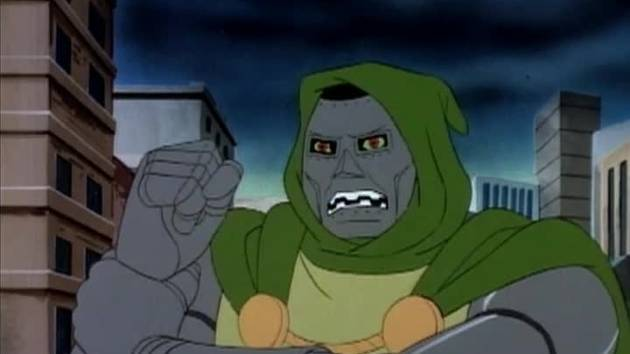 Marvel Mash-Up: Doctor Doom