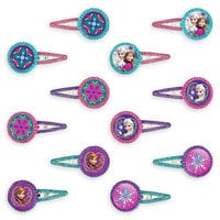 Image of Frozen Hair Clips # 1