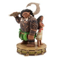 Maui and Moana Limited Edition Figurine