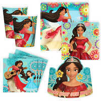 Image of Elena of Avalor Disney Party Collection # 1