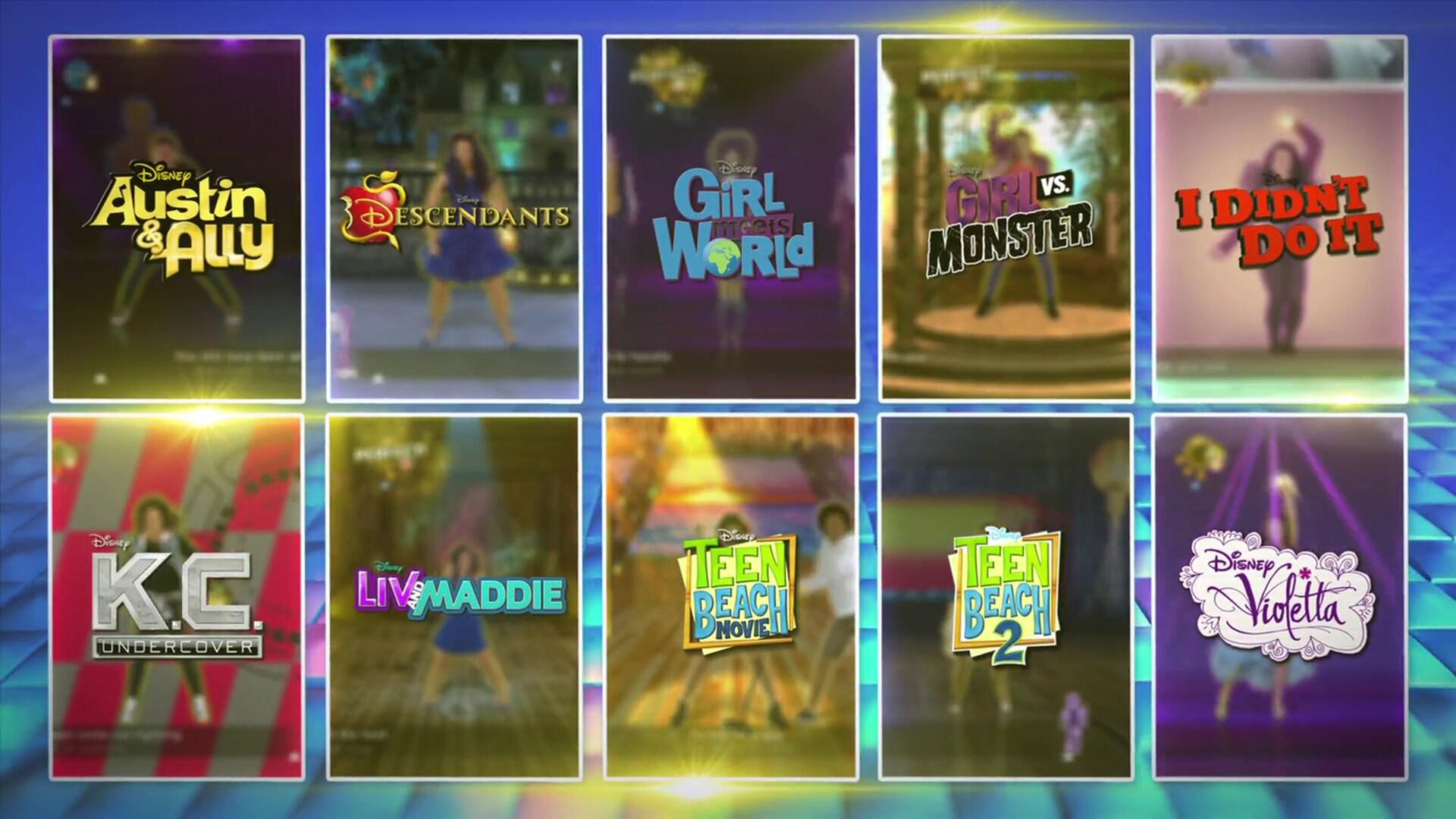 Just Dance: Disney Party 2   Launch Trailer