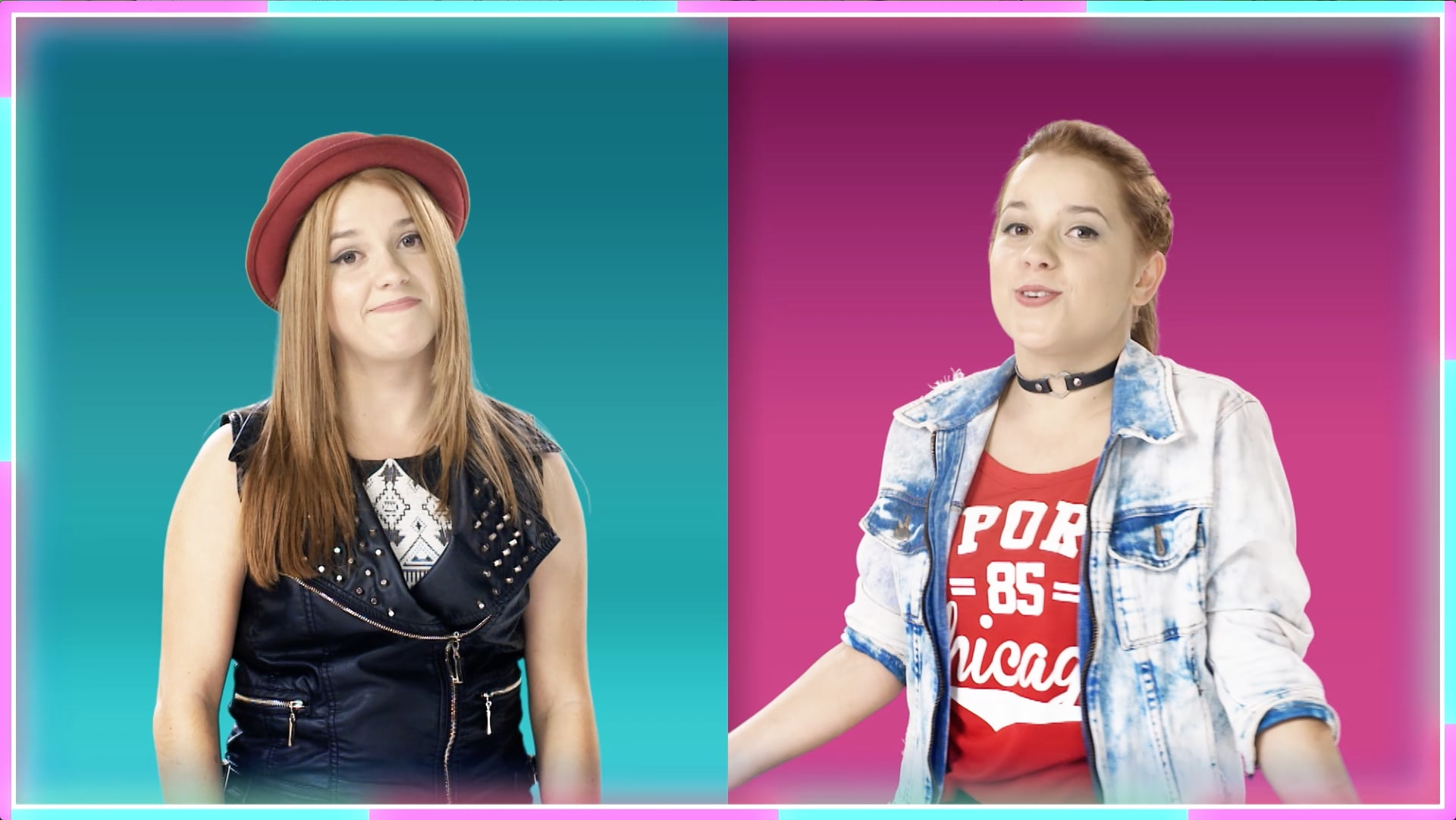 Who is Who? Ana vs. Jim - Soy Luna
