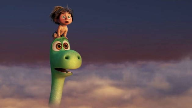 Pixar 20 Years Of Friendship: The Good Dinosaur