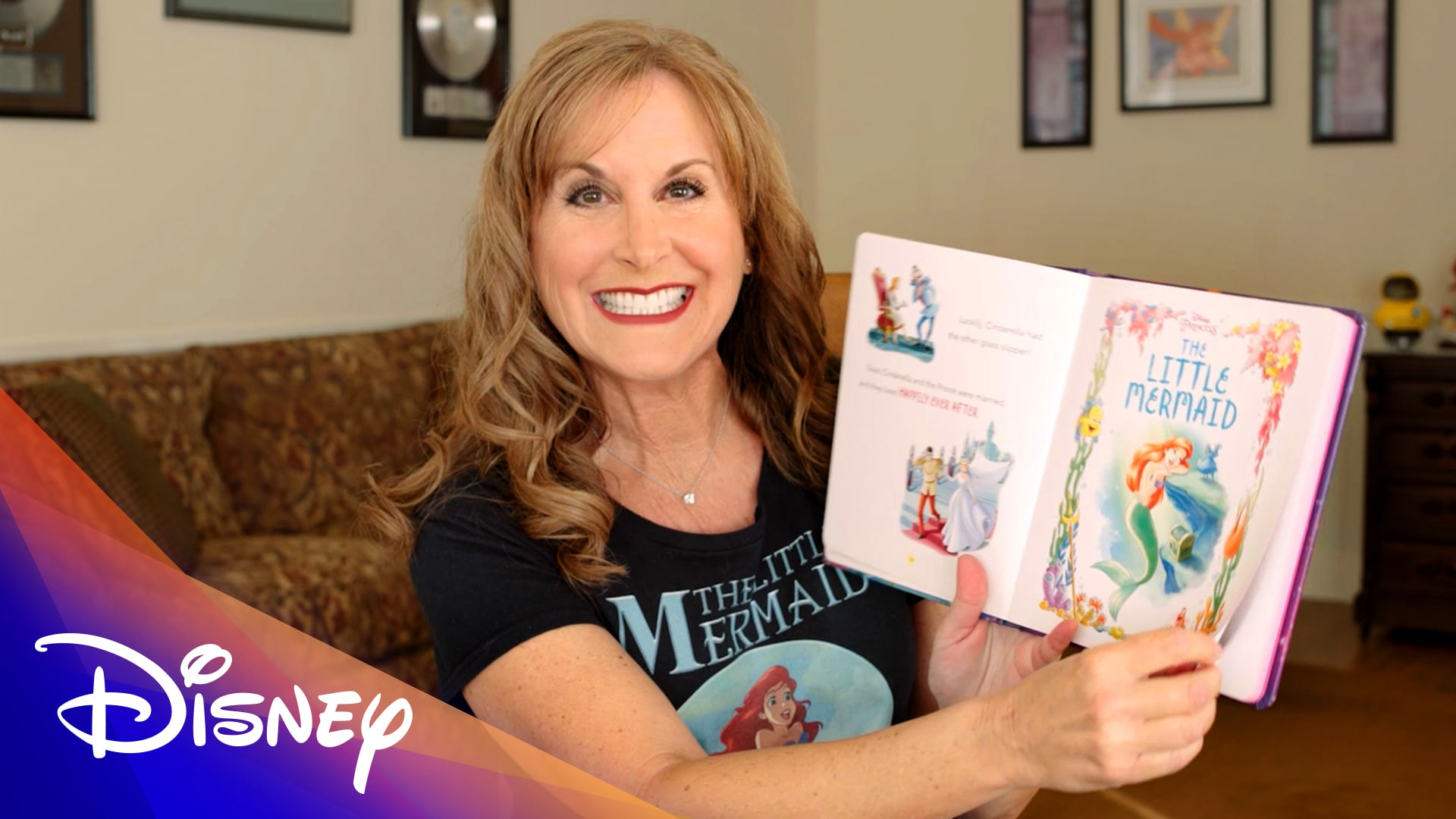 Storytime with Jodi Benson | Disney