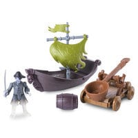 Pirates of the Caribbean: Dead Men Tell No Tales - Ghost Pirate Hunter Action Figure Play Set