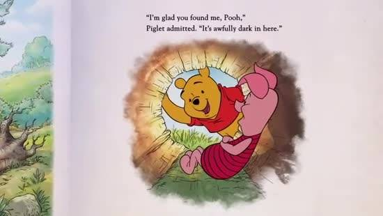 Tales Of Friendship With Winnie The Pooh - Hide and Pooh Seek