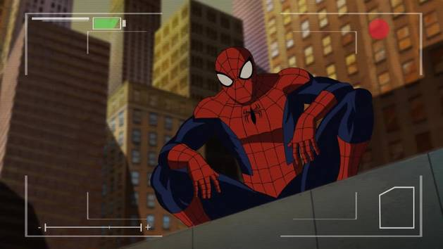 Ultimate Spider-Man - Interview met Spider-Man