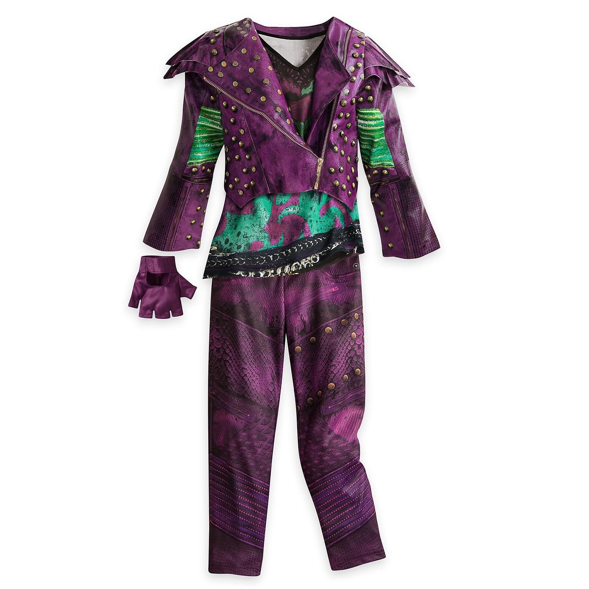 Wonderful Product Image Of Mal Costume For Kids   Descendants 2 # 1