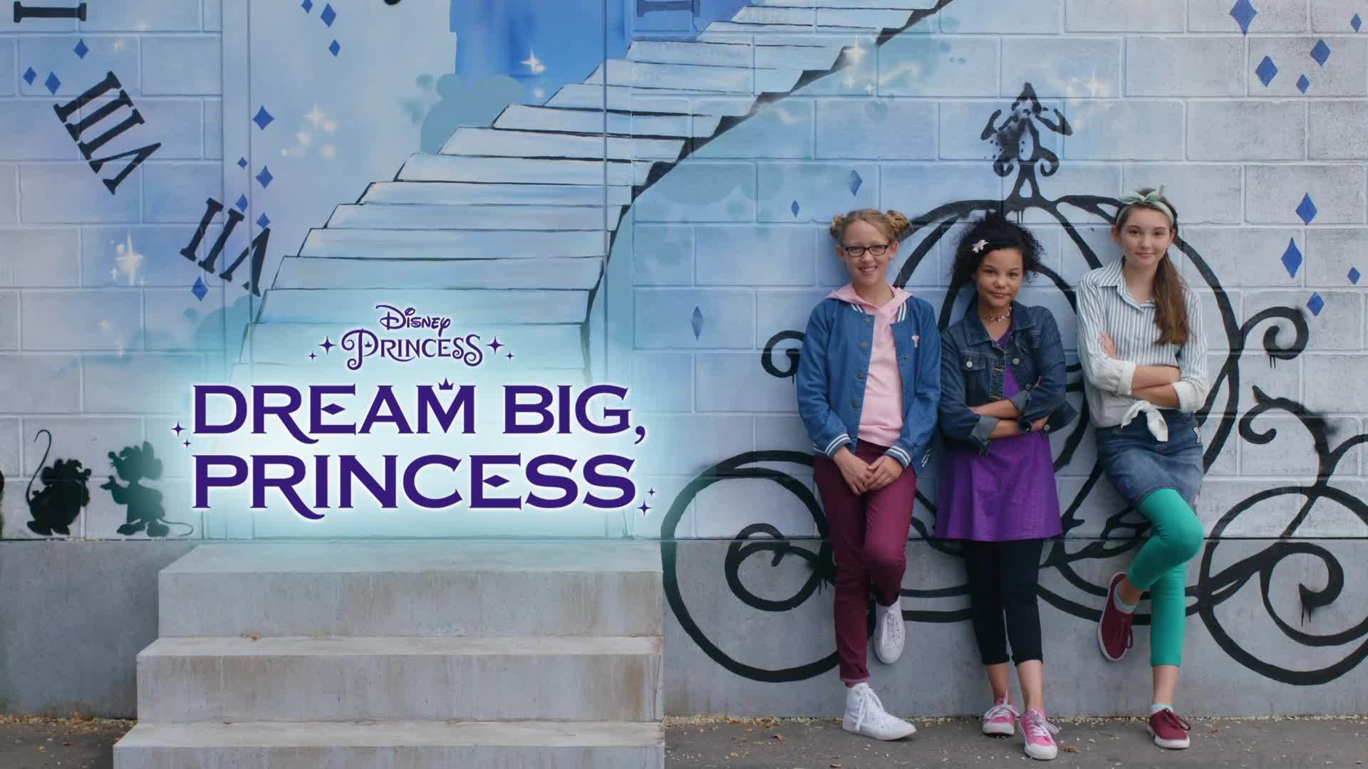 Dream Big, Princess - Dear Future Us (Cinderella) | Disney