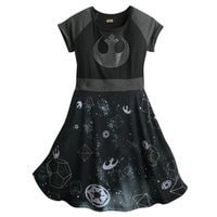 Image of Rebel Alliance Starbird Dress for Women by Star Wars Boutique # 1
