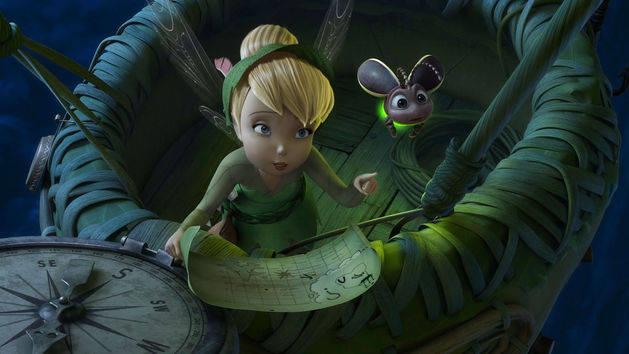 Disney Fairies Shorts - Verdwaald