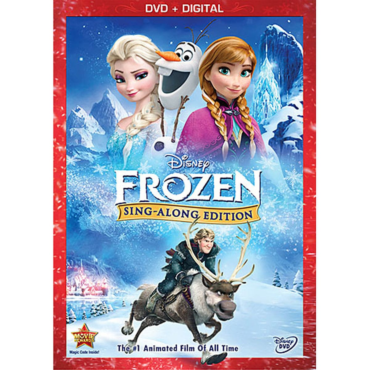 product image of frozen sing along edition dvd 1