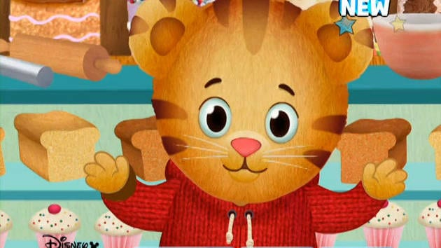 Daniel Tiger's Neighbourhood - Everyday, 8.30am