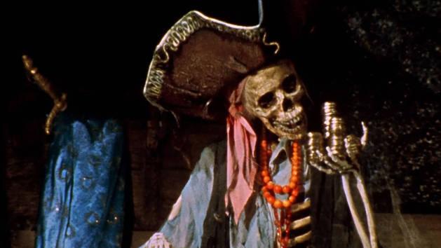 Geoffrey Rush - Piratas del Caribe