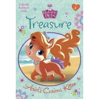 Treasure: Ariel's Curious Kitten Book