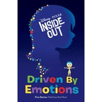 PIXAR Inside Out Driven By Emotions Book