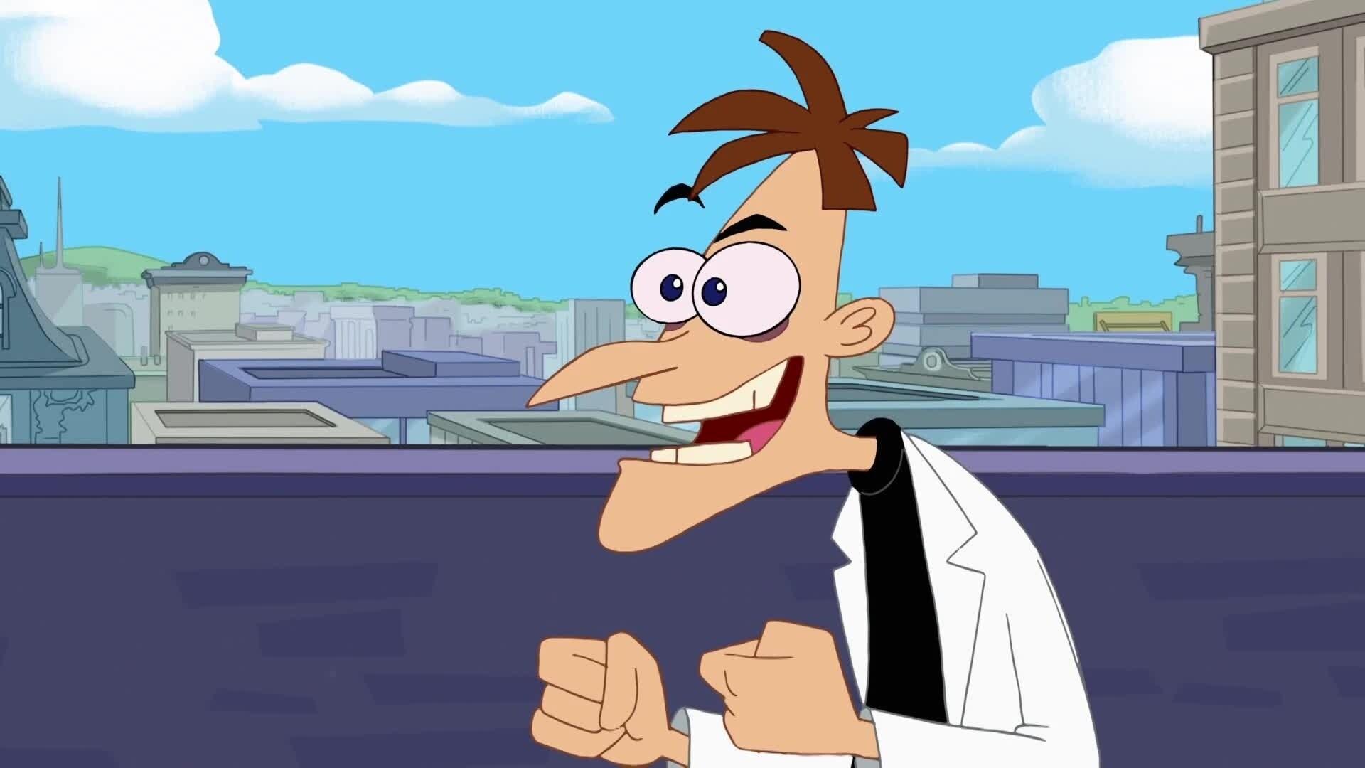 Phineas und Ferb - Der Zuckerrausch / Der Erfindungsauflauf