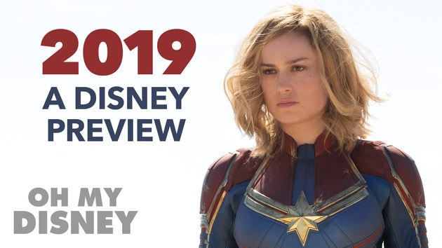 Every Disney Thing We're Looking Forward to in 2019 | News by Oh My Disney