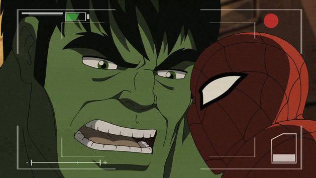 Risadas na Teia - O Homem-Aranha