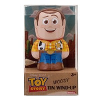 Woody Wind-Up Toy - 4'' - Toy Story