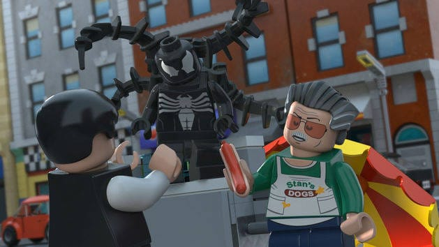 Episode 2 - Slaughter on the 23rd Floor! - LEGO Marvel Super Heroes