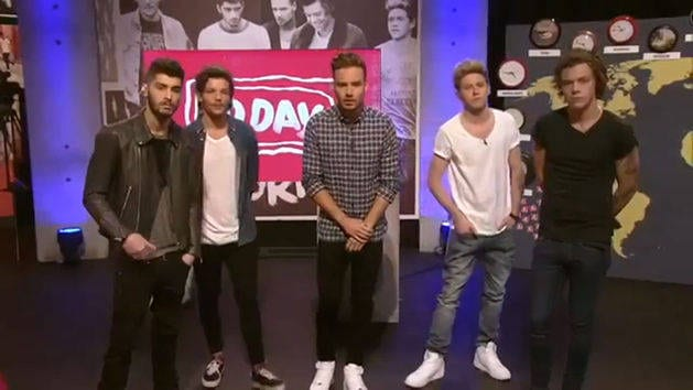 1d Day Radio Disney Disney Video