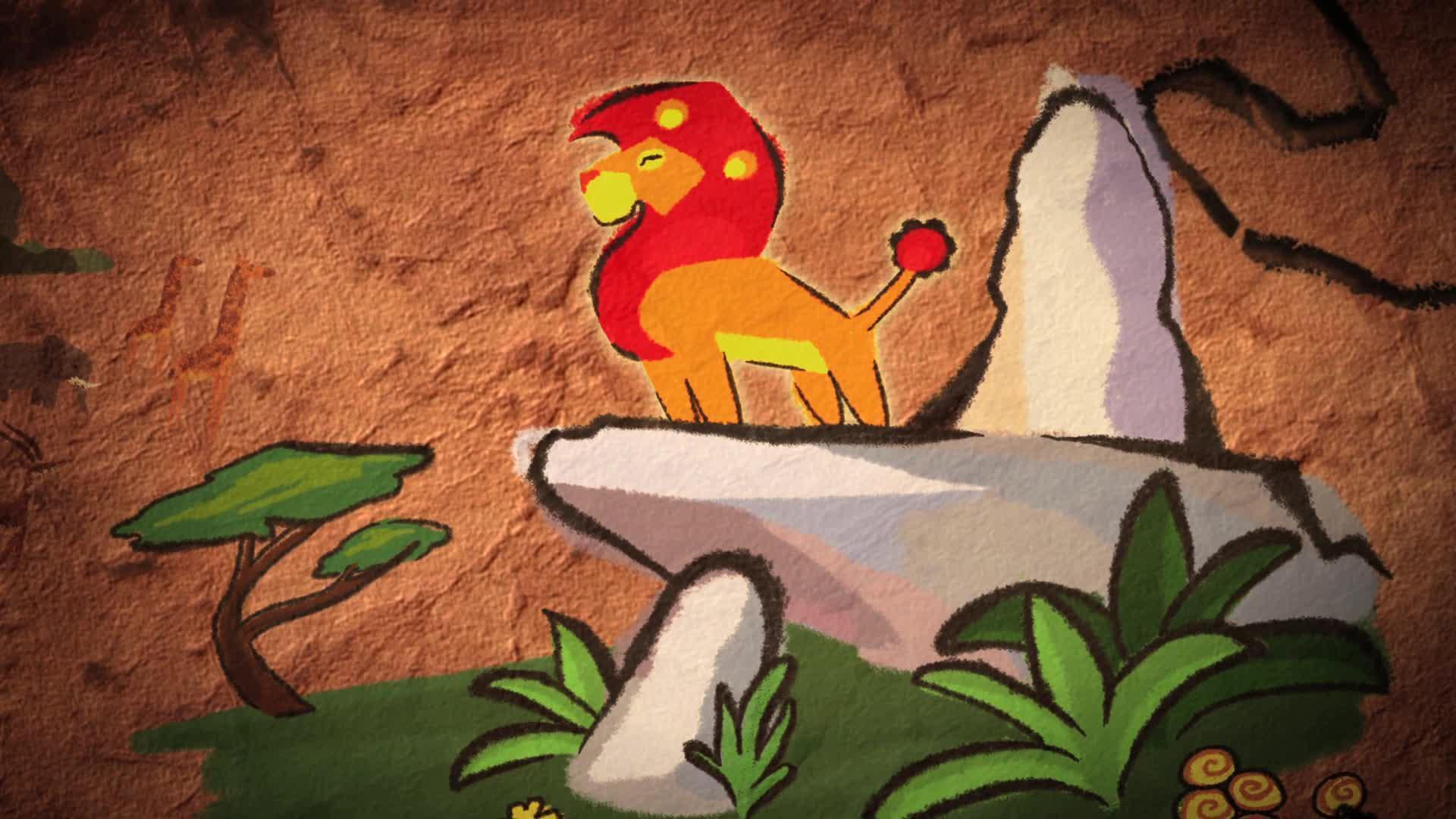 עץ המשפחה - משמר האריות