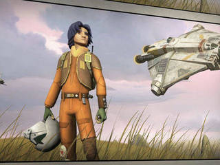 Star Wars Rebels: Meet Ezra, the Street-Smart Hero [ENG]