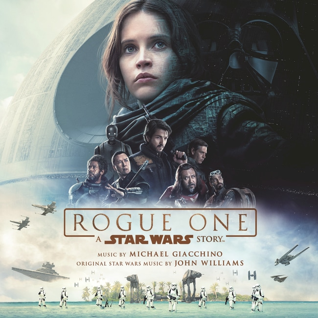 Rogue One: A Star Wars Story: Soundtrack