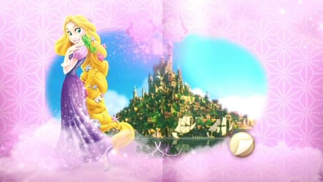 Princesa Disney Rapunzel