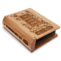 Walt Disney World Wood Photo Album by Arribas - Personalizable