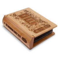 Image of Walt Disney World Wood Photo Album by Arribas - Personalizable # 2