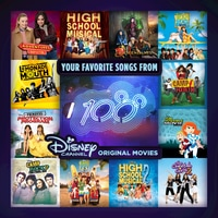 Your Favourite Songs from 100 Disney Channel Original Movies