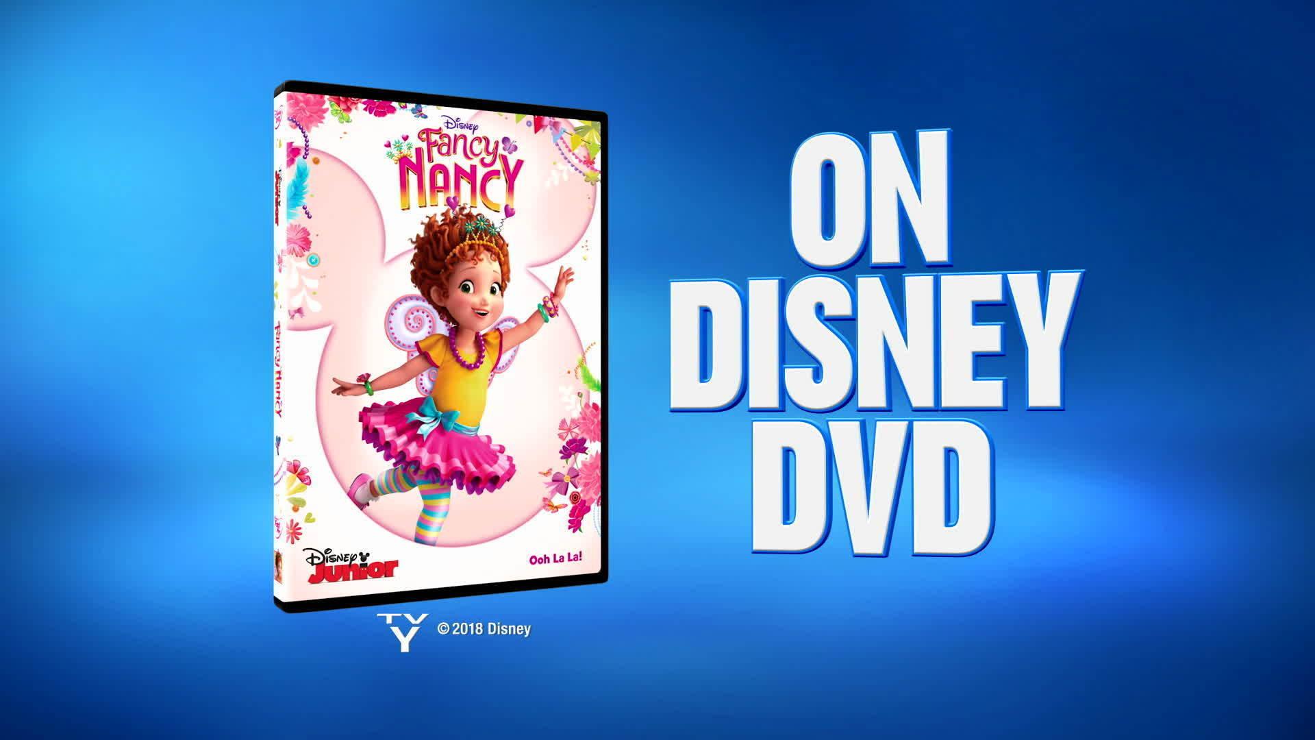 Fancy Nancy | Now Available On Disney DVD