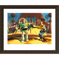 Image of Toy Story ''You're Not a Space Hero'' Giclé # 5