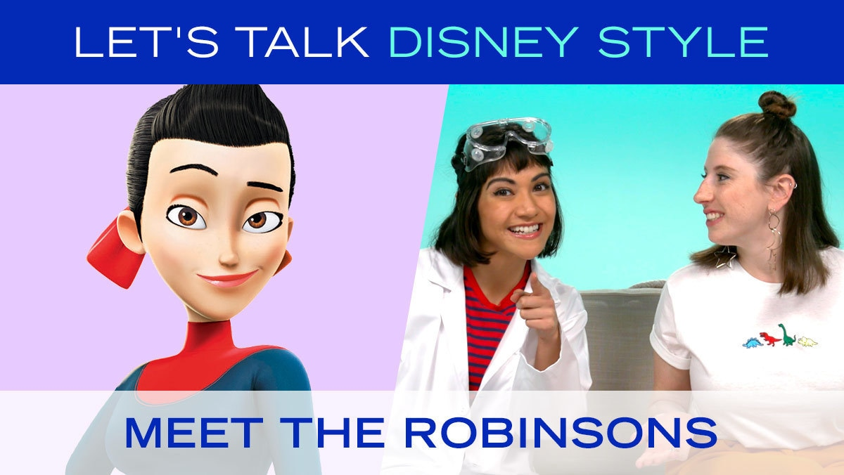 Let's Talk Disney Style: Meet the Robinsons | Fashion by Disney Style