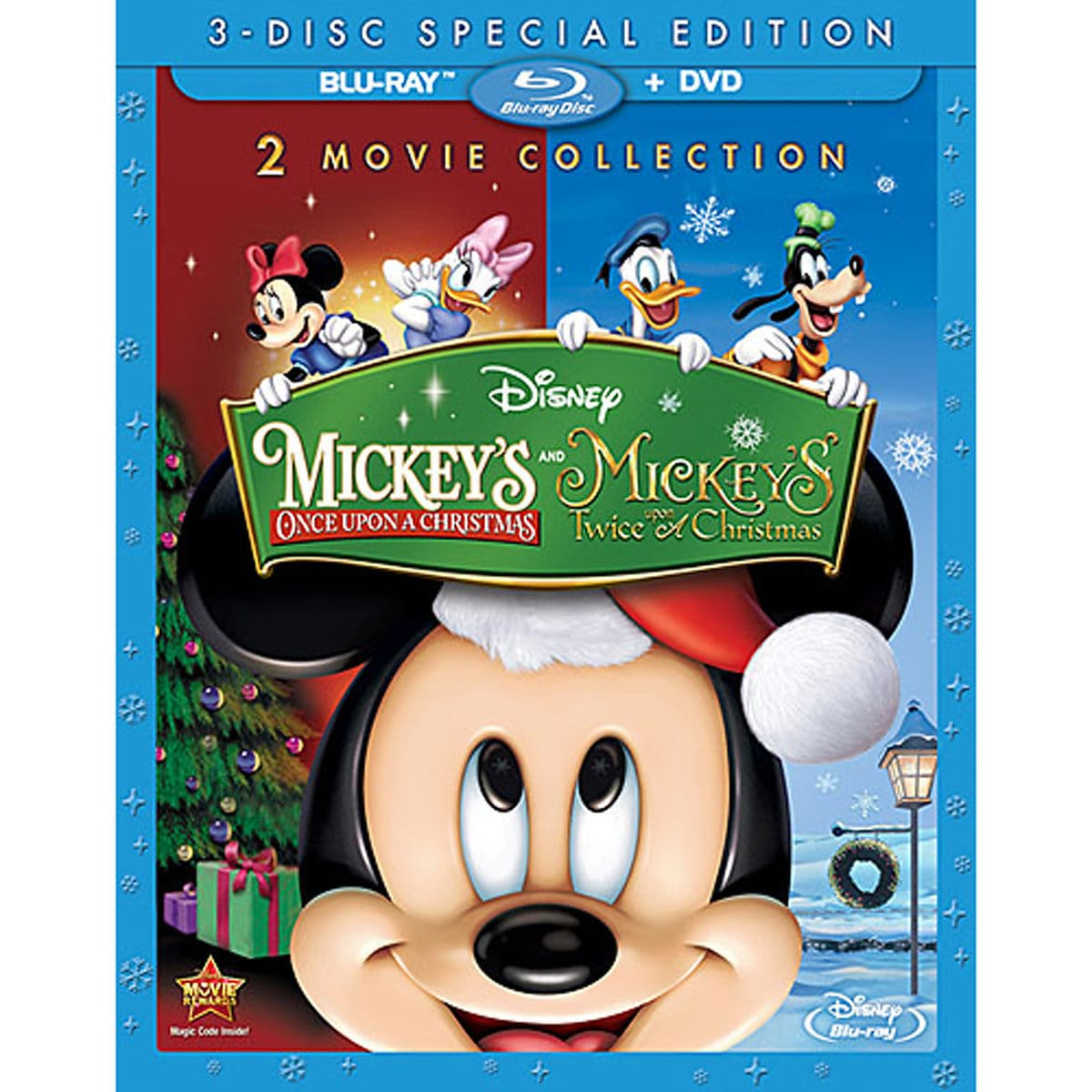 product image of mickeys once upon a christmas mickeys twice upon a christmas 3 - Mickeys Christmas