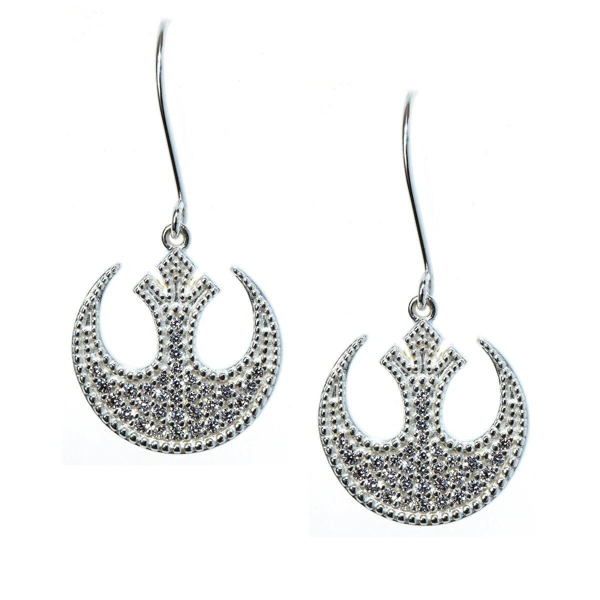Product Image Of Rebel Alliance Starbird Earrings By Rebecca Hook Star Wars 1