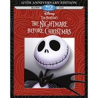 Tim Burton's The Nightmare Before Christmas Blu-ray + DVD