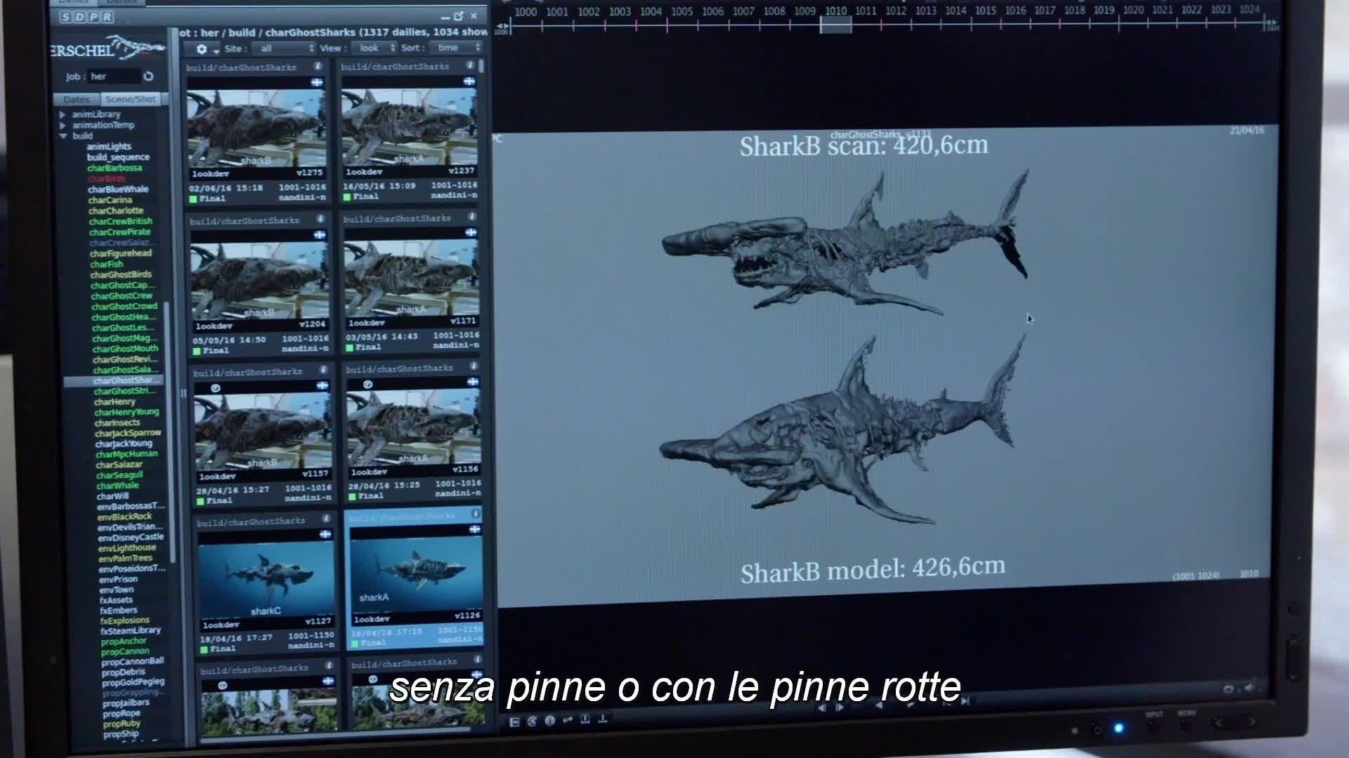 Gli squali zombi