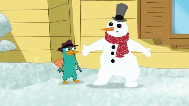 Navidad en Disney XD