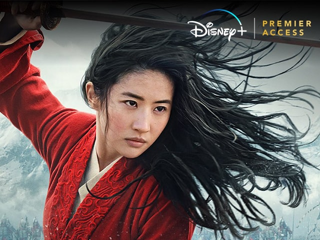 Mulan Now Available On Disney Disney