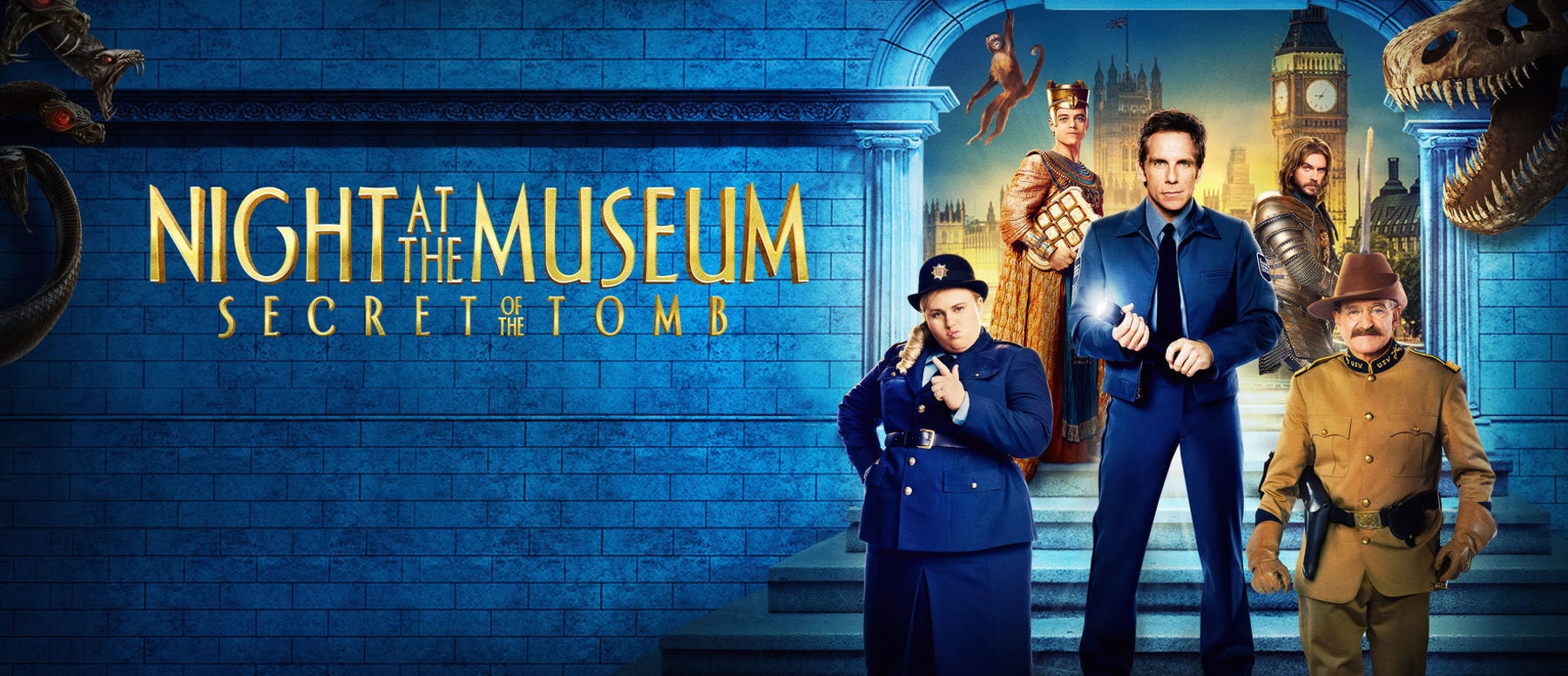 Night at the Museum: Secret of the Tomb Hero