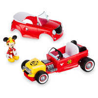 Image of Mickey Mouse Transforming Pullback Racer - Mickey and the Roadster Racers # 1