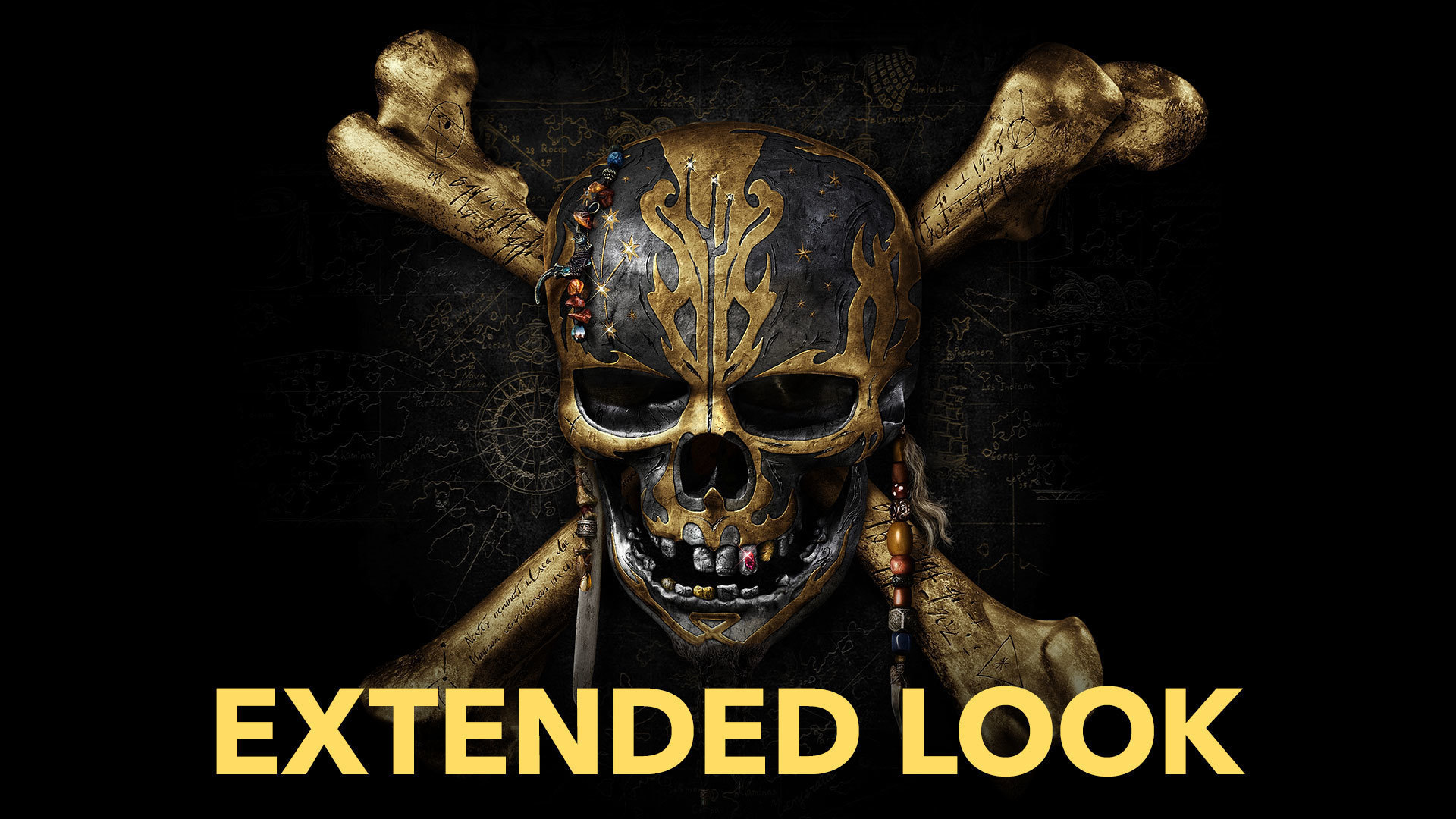 Pirates of the Caribbean: Dead Men Tell No Tales - Extended Look