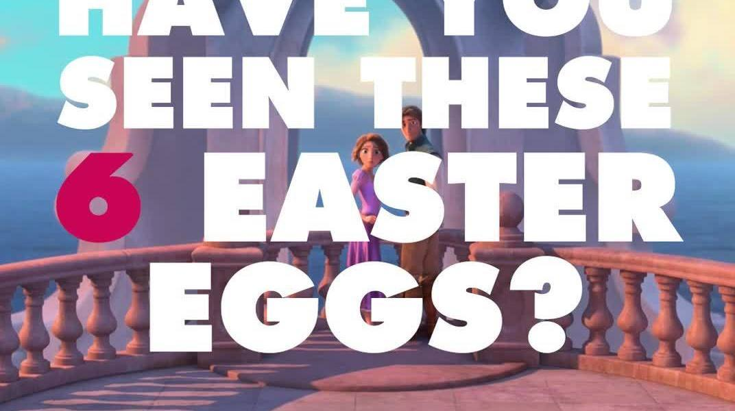 Spot these 6 Easter Eggs