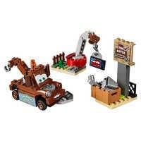 Image of Mater's Junkyard Playset by LEGO Juniors - Cars 3 # 1