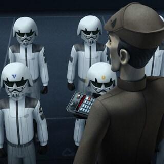"Star Wars Rebels: ""Breaking Ranks"" Preview Clip"