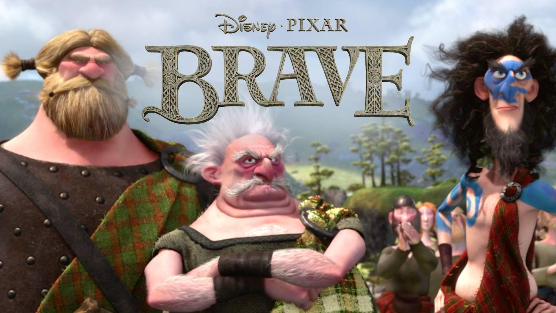 Brave | Dirty, Hairy People